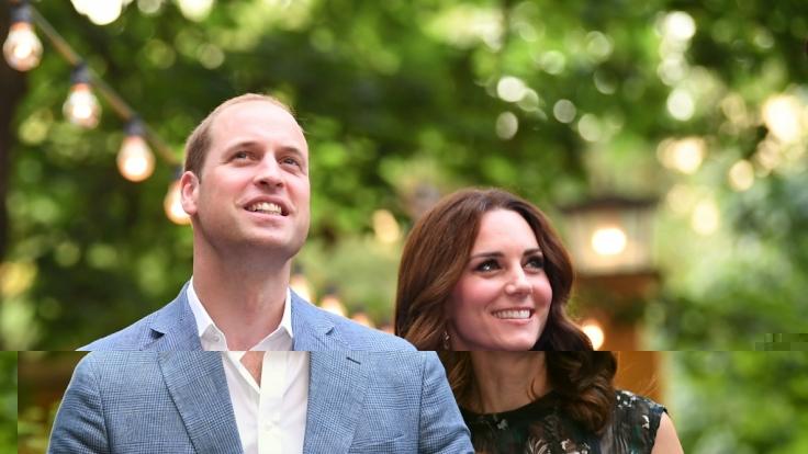 Kate Middleton und Prinz William lernten sich während ihres Studiums kennen und lieben.