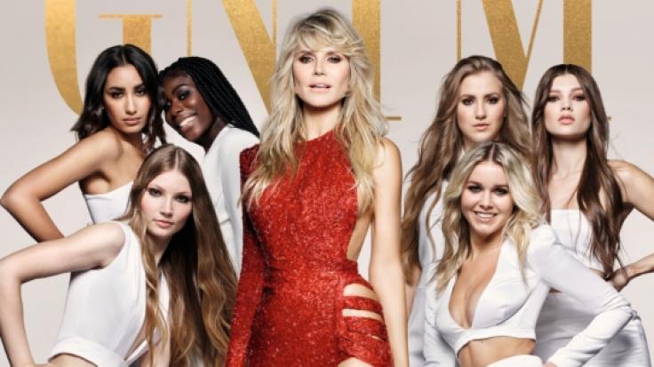 GNTM ab 4. Februar auf ProSieben und Joyn: Heidi Klum und ihre Topmodel-Anwärterinnen der 16. Staffel (Foto)