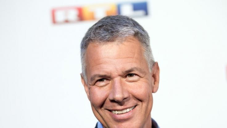 """Peter Kloeppel ist seit 25 Jahren Chefmoderator bei """"RTL aktuell"""". (Foto)"""