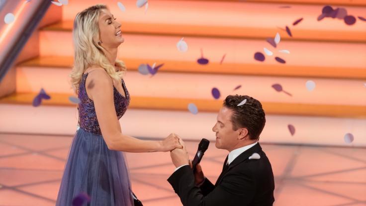 Stefan Mross macht seiner Anna-Carina einen Antrag (Foto)
