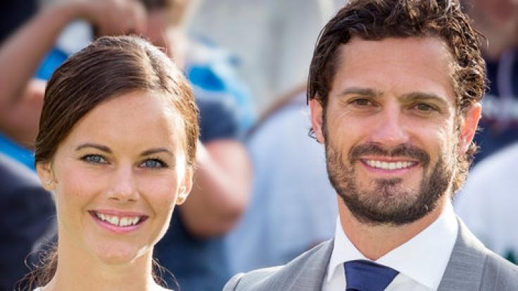 Prinzessin Sofia und Prinz Carl Philip sind erneut Eltern geworden. (Foto)