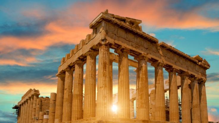 Athen wurde von einer Erdbeben-Serie erschüttert.