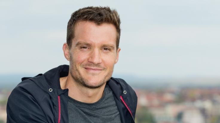 Der deutsche Triathlet Jan Frodeno.