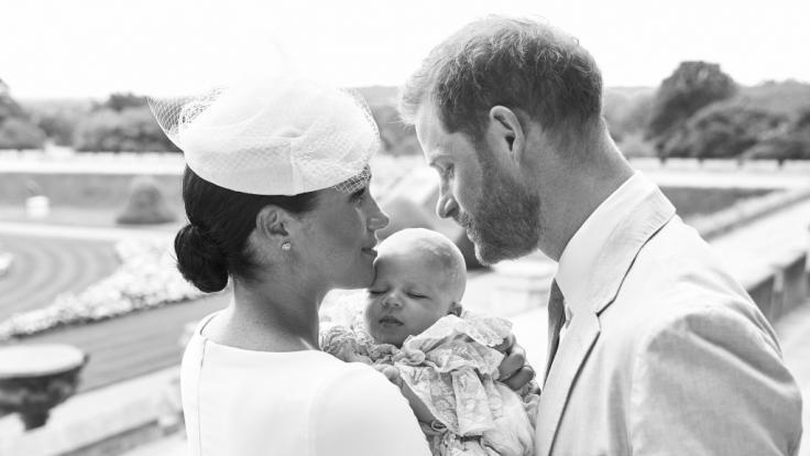Baby Archies Taufpaten wurden enthüllt. (Foto)