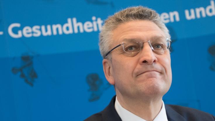 Prof. Dr. Lothar H. Wieler ist der Präsident des Robert-Koch-Instituts.