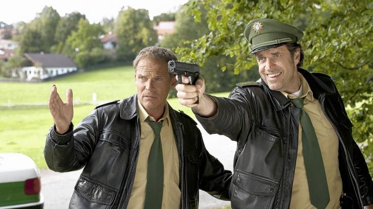 Hubert und Staller bei MDR (Foto)
