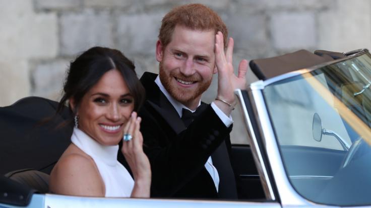 Düsen Meghan Markle und Prinz Harry, nach ihrer Hochzeit bekannt als Herzogin und Herzog von Sussex, jetzt ab in die Familienplanung?