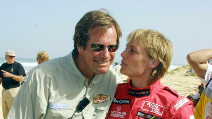 Der mehrfache Rallye Dakar-Sieger Hubert Auriol ist tot.