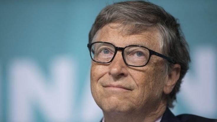 Mit Microsoft wurde Bill Gates zum reichsten Mensch der Welt. Was machte andere milliardenschwer? (Foto)
