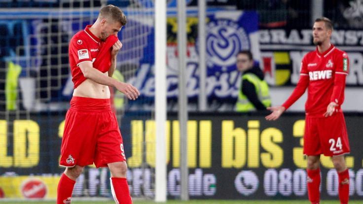Ein tragischer Zwischenfall überschattete das Spiel des 1. FC Köln.