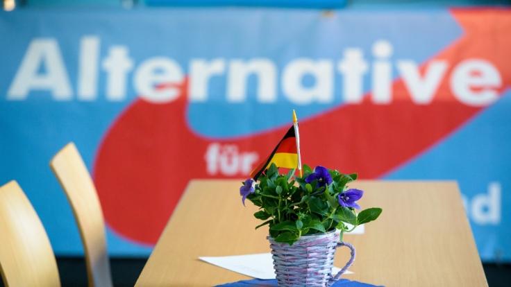 """Verliert deutlich Wähler-Stimmen: die """"Alternative für Deutschland"""". (Foto)"""