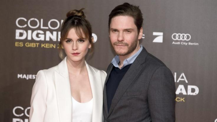 Emma Watson und Daniel Brühl spielen Seite an Seite im aktuellen Film