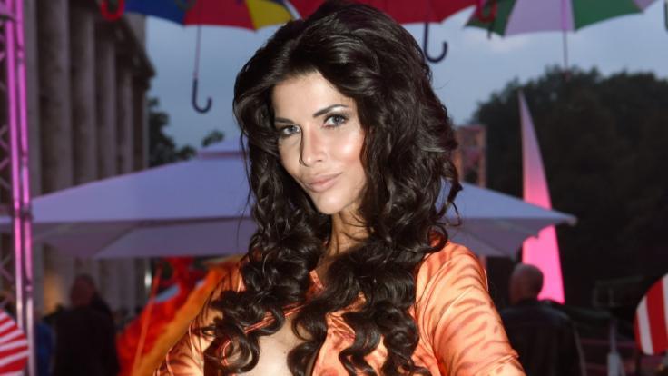 Micaela Schäfer posierte freizügig für die tschechische Ausgabe des Playboy. (Foto)