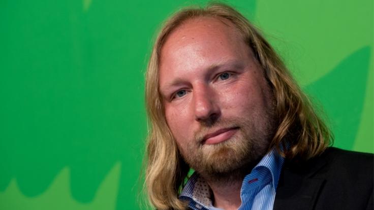 Anton Hofreiter ist seit 2013 Fraktionsvorsitzender der Grünen. (Foto)