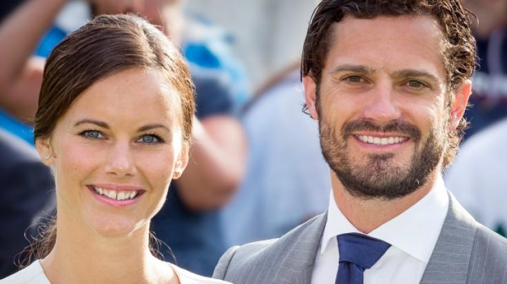 Prinzessin Sofia und ihr Ehemann Prinz Carl Philip von Schweden machen aktuell Urlaub mit ihren beiden Kindern. (Foto)