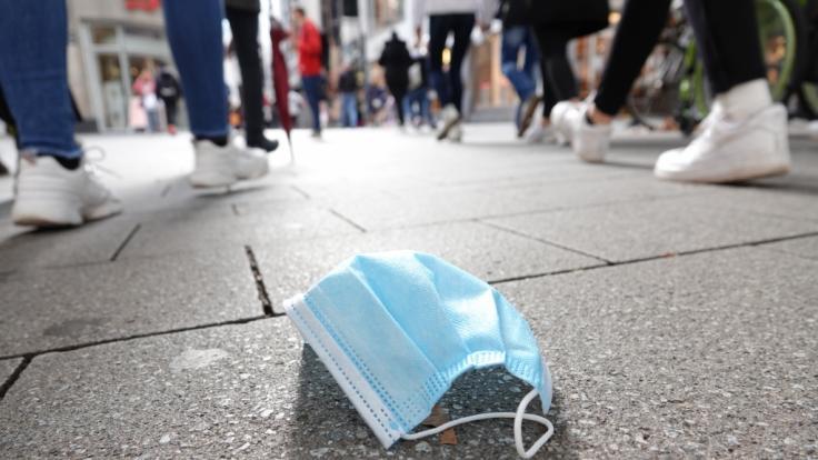 Die Nachrichten des Tages auf news.de: Die Coronavirus-Fälle steigen weiter. (Foto)