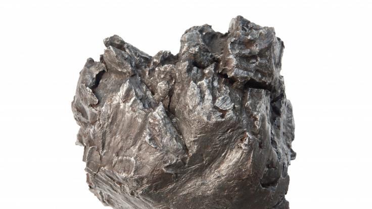 Offenbar ist ein Meteorit aus einem anderen Sonnensystem auf die Erde gestürzt. (Foto)