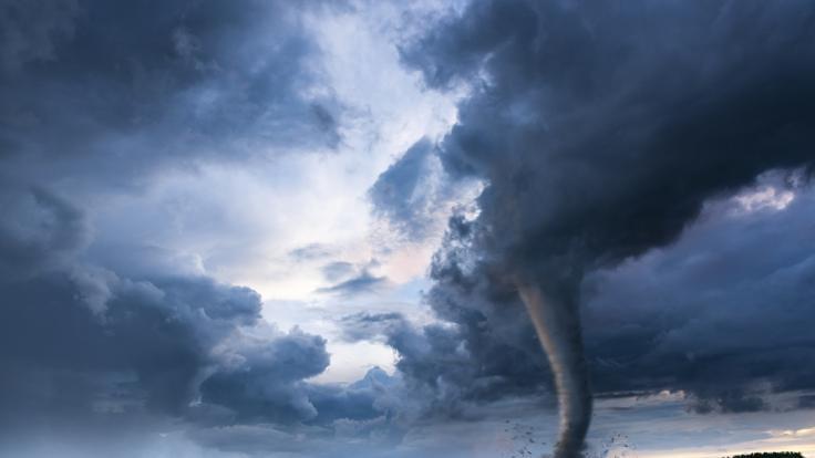 Tornados sind auch in Deutschland keine Seltenheit. (Foto)