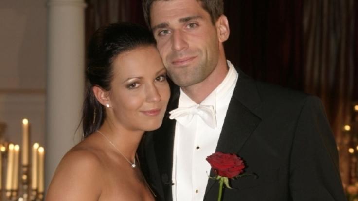 Die Liebe zwischen dem ersten Bachelor, Marcel Maderitsch, und seiner Auserwählten Juliane scheiterte auch früh. (Foto)