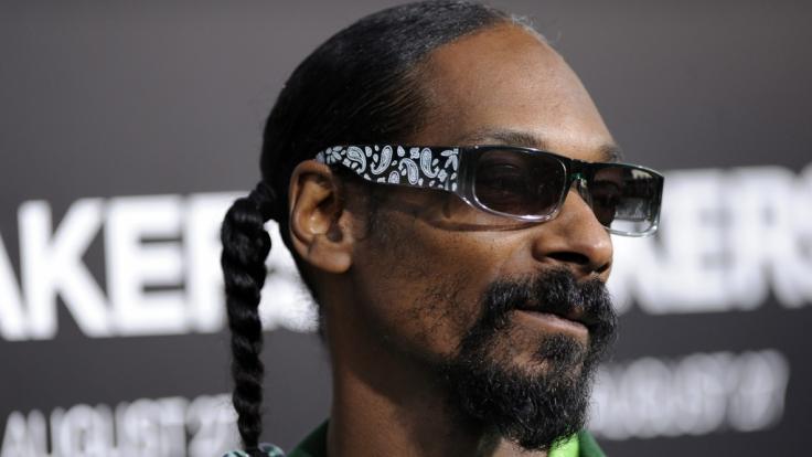US-Rapper Snoop Dogg muss den Tod seine Enkelsohnes verkraften. (Foto)