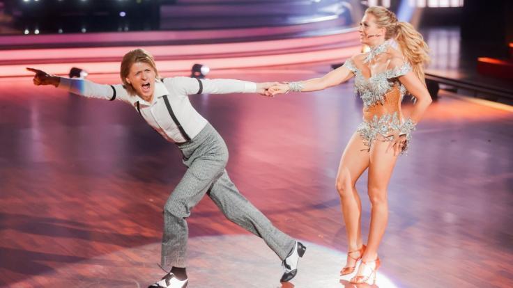 John Kelly muss die Tanzshow