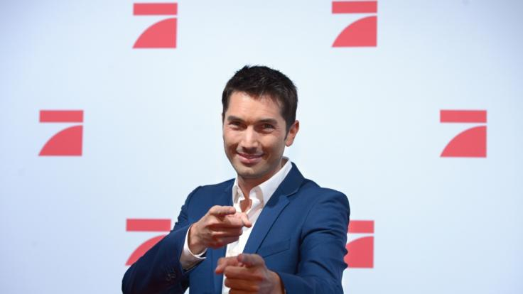 TV-Moderator Stefan Gödde. (Foto)