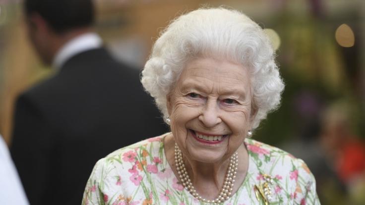 Die britische Königin Elizabeth II. freut sich aktuell über tierisch süßen Nachwuchs in ihrem Palast. (Foto)