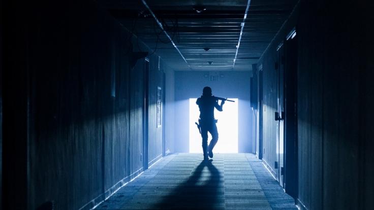 Wird Rick Bösewicht Negan töten? (Foto)