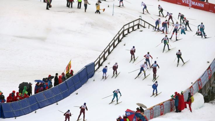 Die Tour de Ski 2018/2019 ist in vollem Gange. (Foto)
