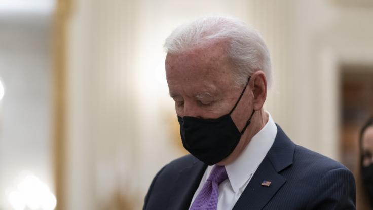 Joe Biden: Immer wieder Husten-Anfälle! Sorge umGesundheitszustand des neuen...
