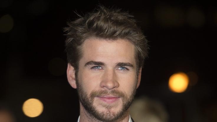 """Liam Hemsworth bei der Premiere von """"Hunger Games"""" in London. (Foto)"""