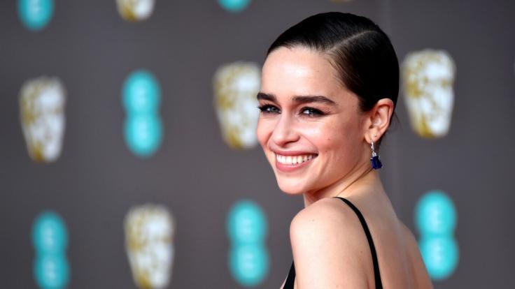 Emilia Clarke lässt erneut die Hüllen fallen. (Foto)