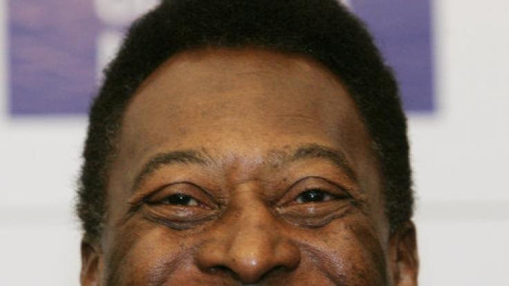 Pelé wird 75. (Foto)