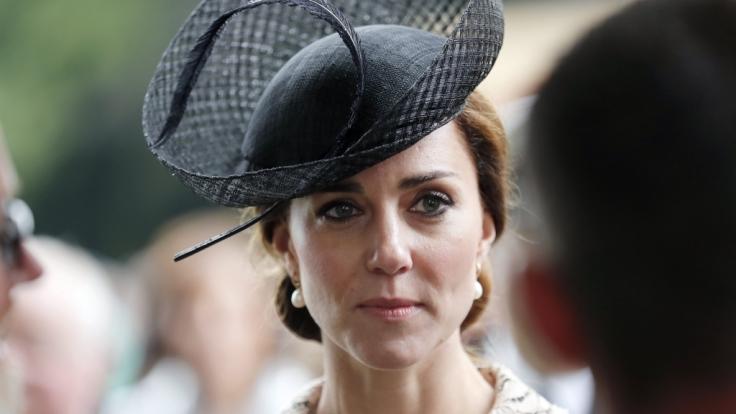 Schlechte News für Herzogin Kate.