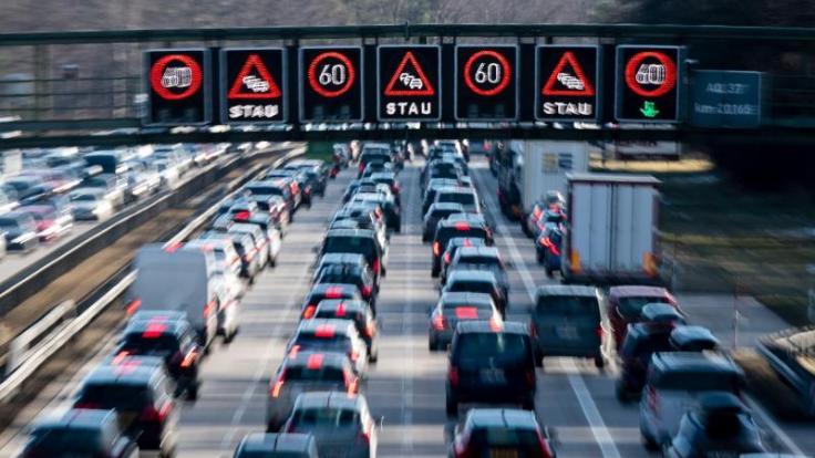 ADAC-Stauprognose ab 07.08.2020: Verstopfte Straßen am Wochenende! HIER droht Stau