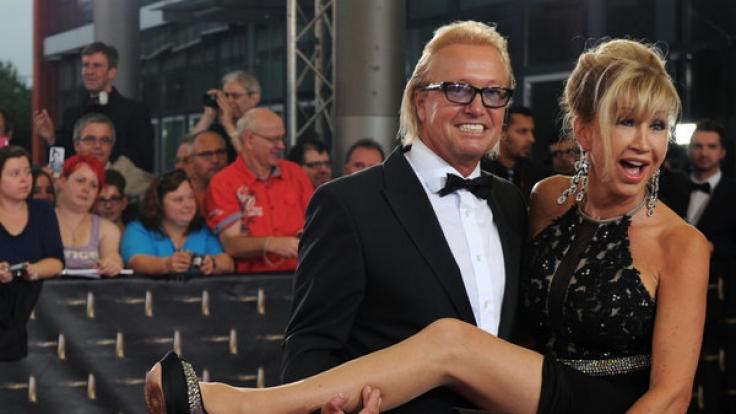 Carmen Geiss und Robert Geiss wissen, wie man das Leben genießt. (Foto)