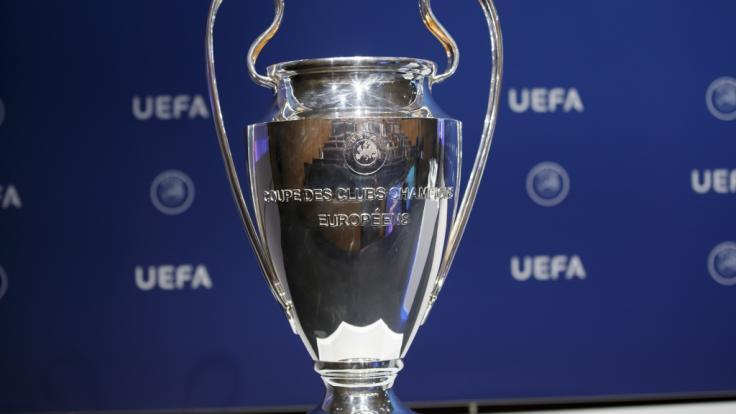 Die Vorbereitungen für die UEFA Champions League 2021/22 sind in vollem Gange. (Foto)