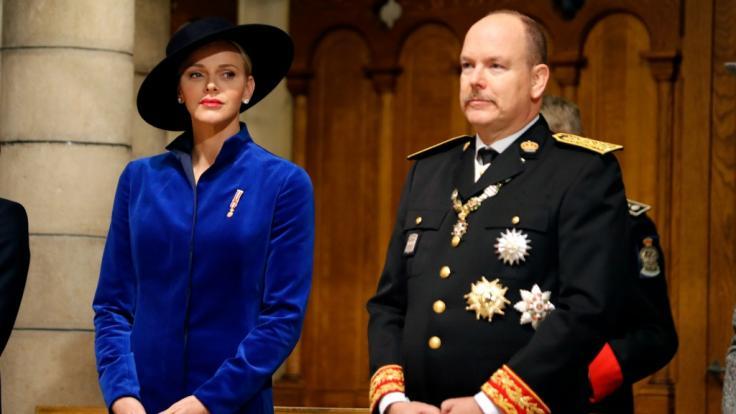 Fürstin Charlène von Monaco sprach über ihre Trennung von ihren Lieben in Monaco. (Foto)