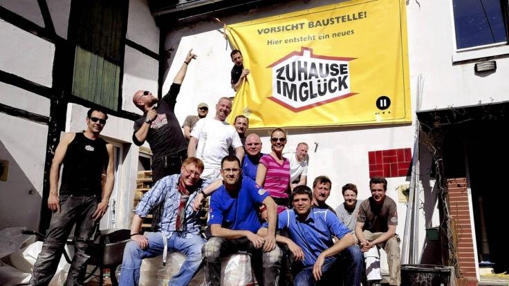 Zuhause im Glück - Unser Einzug in ein neues Leben bei RTL Zwei (Foto)