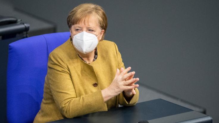 Michael Müller fordert von Kanzlerin Merkel einen nationalen Impfplan (Foto)