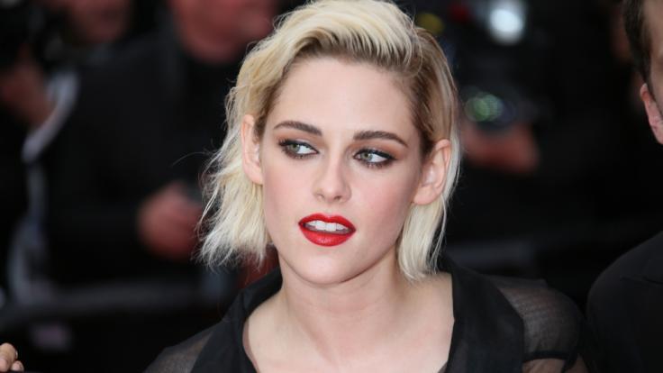 """""""Twilight""""-Star Kristen Stewart dreht derzeit für ihren neuen Film """"Spencer"""" in Deutschland (Foto)"""