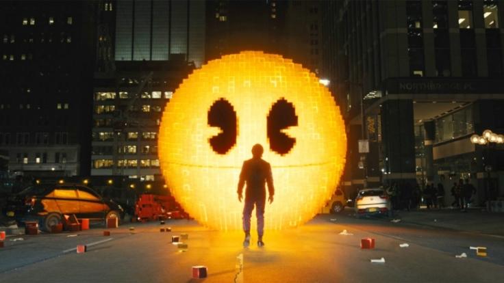 Auch Pac-Man will die Welt zerstören. (Foto)