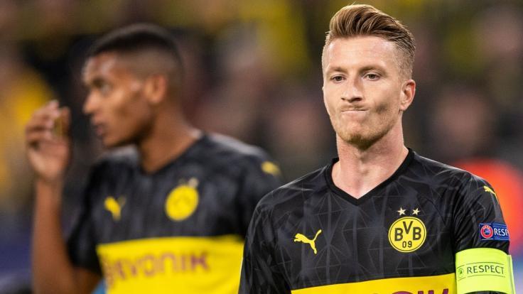 Dortmund ist mit Marco Reus in Zugzwang.