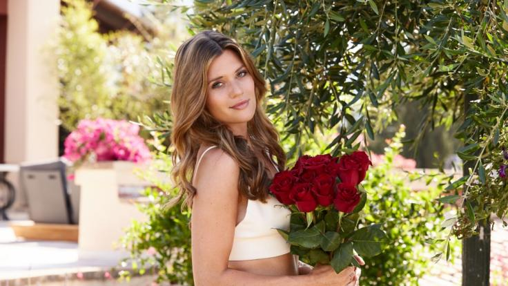 Nadine Klein sucht als Bachelorette nach der großen Liebe.