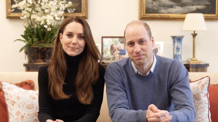 """Kate Middleton und Prinz William kommen in dem neuen Film """"Harry  Meghan"""" gar nicht gut weg. (Foto)"""