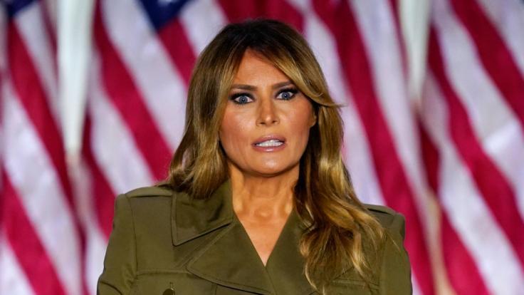 Experte rät Melania Trump, sich schnell scheiden zu lassen, bevor ihr Mann keine Geld mehr habe.