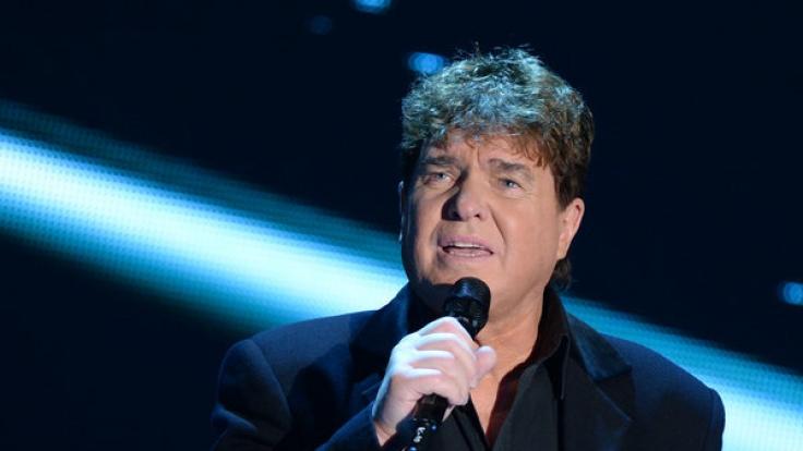 Sänger Frank Schöbel ist seit 55 Jahren erfolgreich. (Foto)