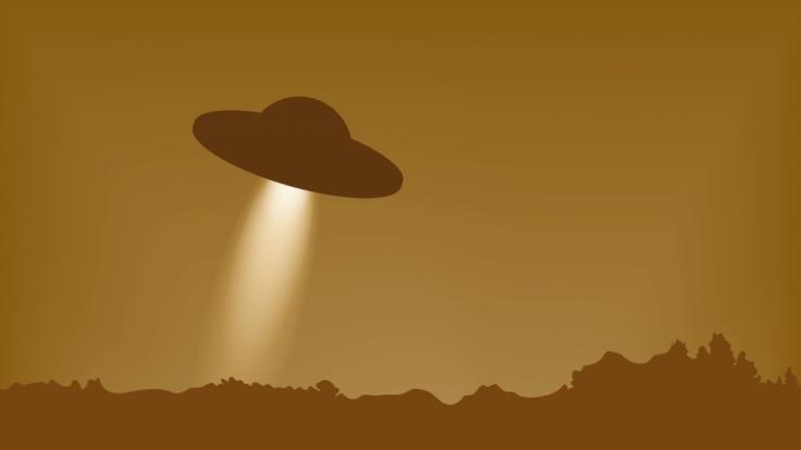 Ein US-Amerikaner hat mysteriöse Lichter am Himmel gefilmt. (Foto)
