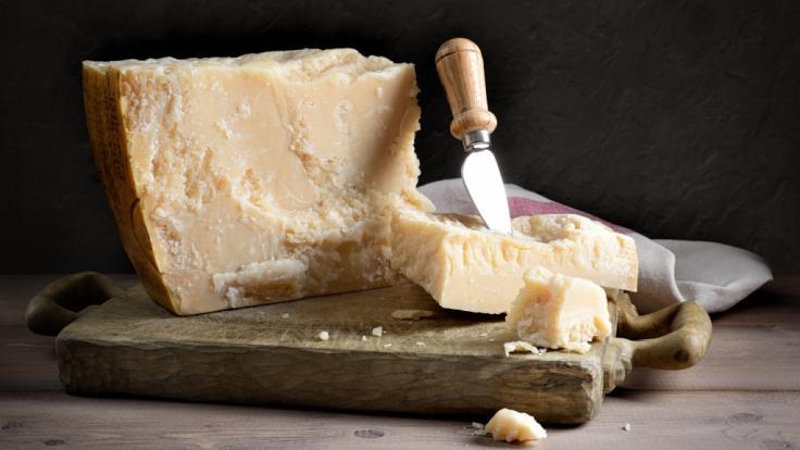 Ökotest hast 16 Sorten von Parmesan getestet und genauer untersucht. (Foto)