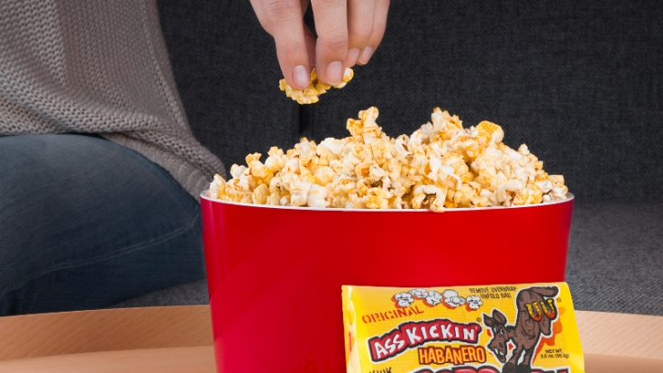 Popcorn Habanero (2,90 Euro).